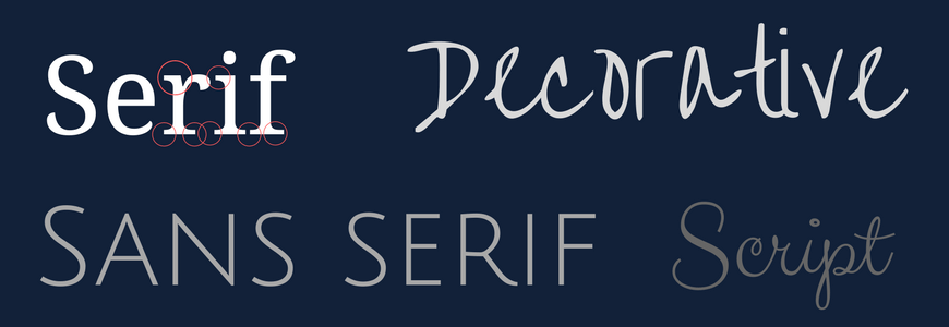 5 font pairing tips to bring out your inner designer