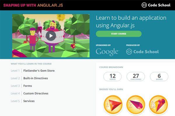 how to learn angular
