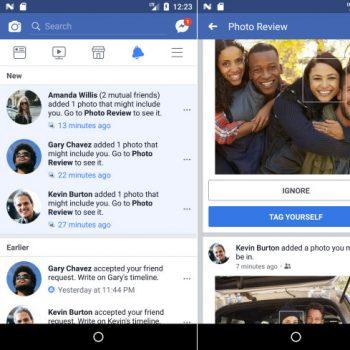 teknologi pengenalan wajah milik facebook bakal beritahu anda jika pengguna lain mengunggah foto anda