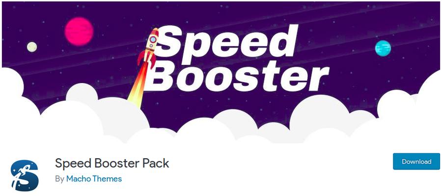 Speed Booster Pack WordPress Plugin