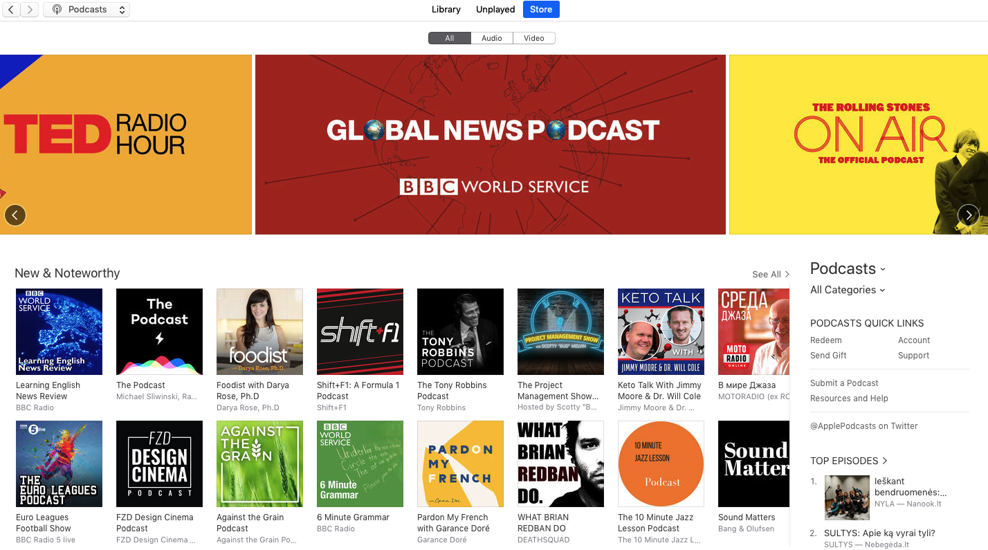 How To Start A Podcast » Freelance Web Designer Malaysia