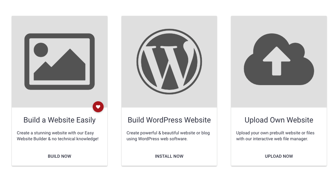 Screenshot of WordPress setup with 000webhost.com