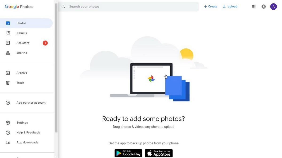 Google Photos Free Image Hosting Sites