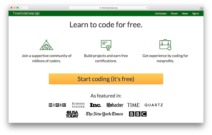 Learn JavaScript with Freecodecamp