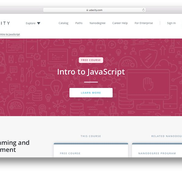 10 best places to learn javascript online