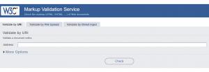 5 free online html code validators