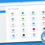 franz aplikasi hub permesejan semua dalam satu