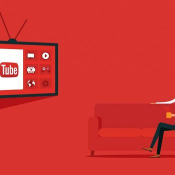 tips menonton youtube di televisyen dengan lebih efisien