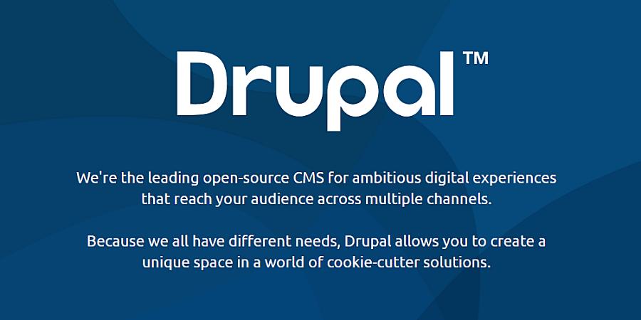 best blog platform drupal