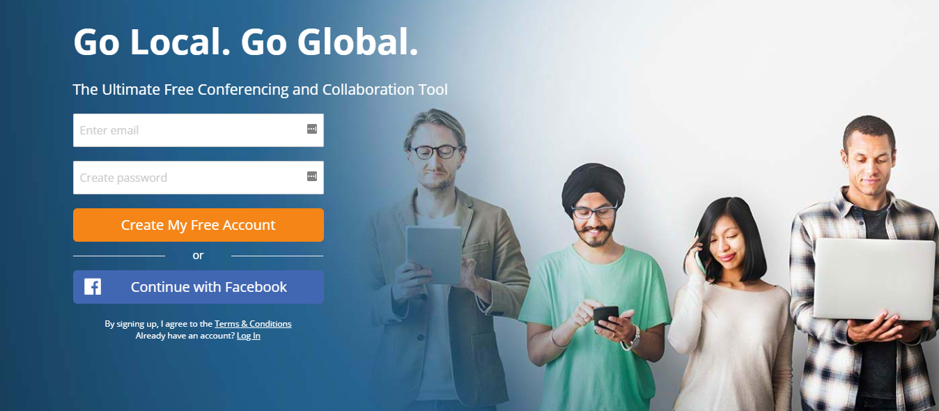 Free Conference Call Homepage