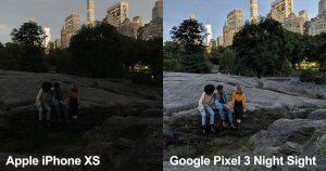 bagaimana night sight pada pixel gcam berfungsi
