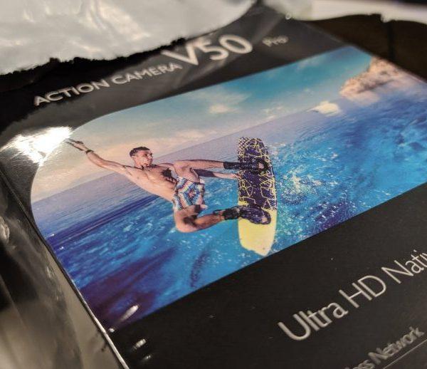 akaso v50 pro kamera aksi harga mampu milik dengan rakaman 4k asli