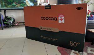 coocaa 50q5 televisyen android ultra hd 4k dengan hdr dan dolby