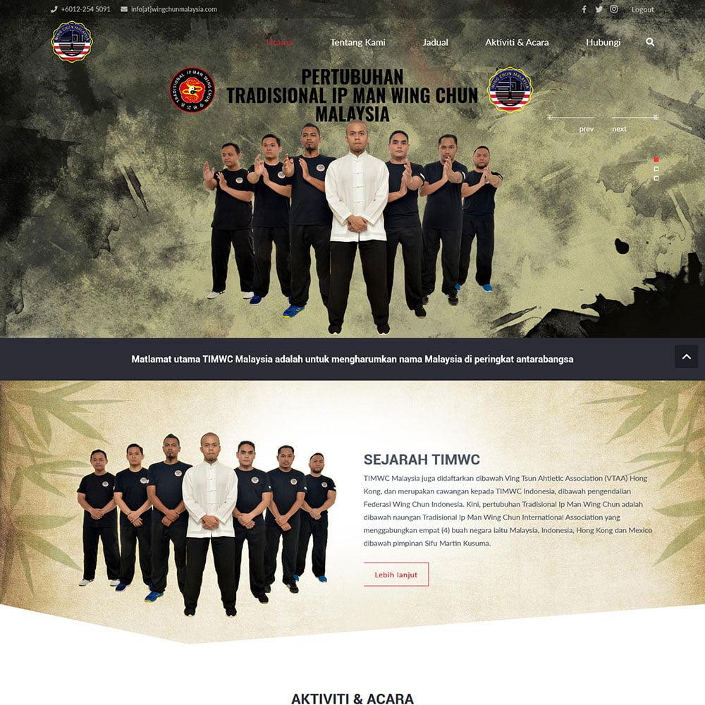 Tradisional Ip Man Wing Chun Malaysia 2019 09 24 Thumb