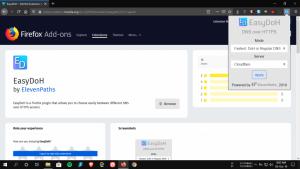 easydoh pengaktifan mudah dns over https pada firefox