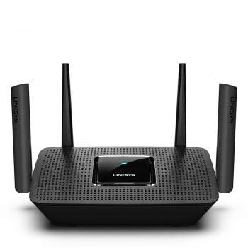 linksys mr8300 tri band gaming mesh router router untuk gamers