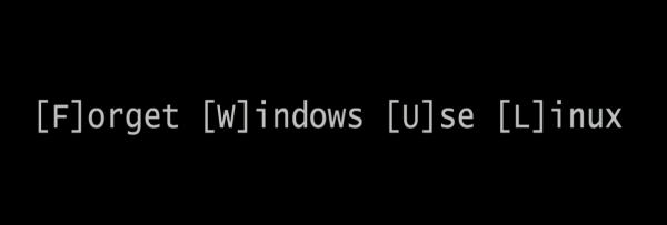 nak jadi juruteknik android gunakan forget windows use linux