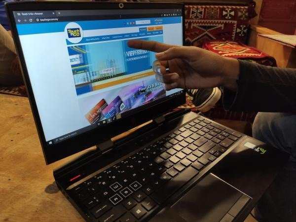 wawancara bersama ketua unit keselamatan siber mcca encik mohamad zulfahmy