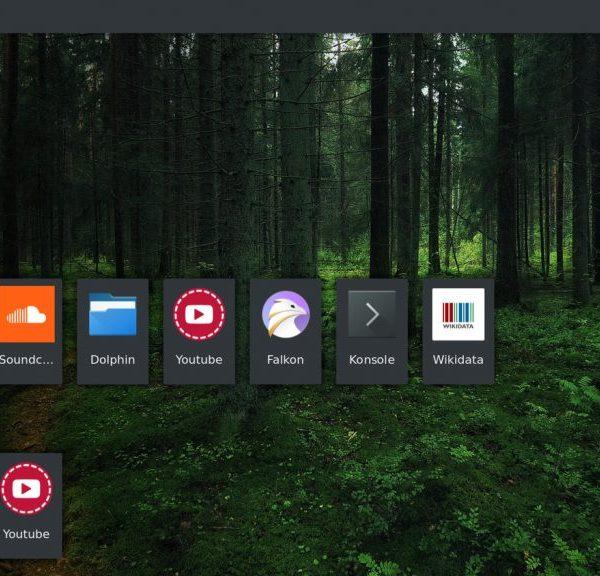 kde plasma bigscreen alternatif sumber terbuka untuk android tv
