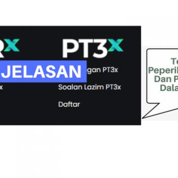 peperiksaan upsrx dan pt3x bukan di bawah kendalian lembaga peperiksaan dan kpm