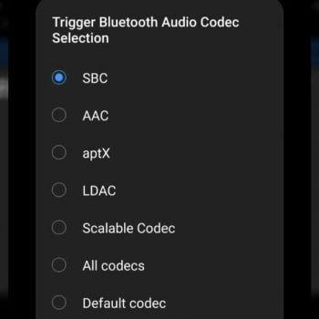 apa itu codec audio bluetooth aptx aac sbc dan ldac