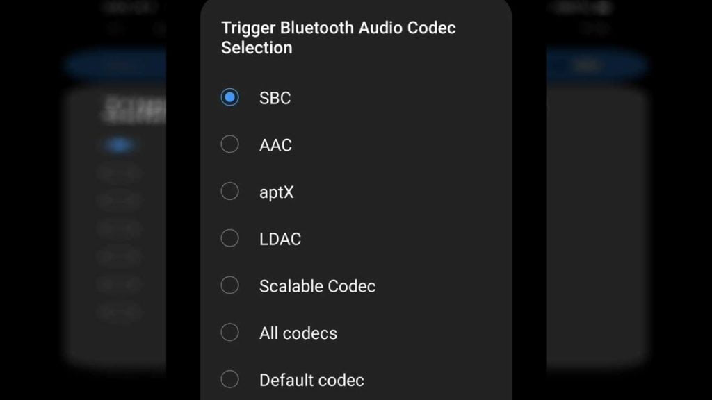 apa itu codec audio bluetooth aptx aac sbc dan ldac